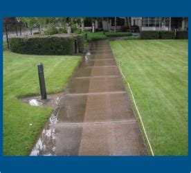 portland concrete cleaning services power washing