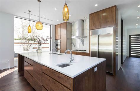 white quartz countertops kitchen design ideas designing idea