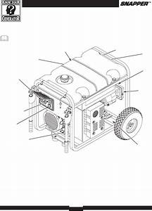 Page 5 Of Snapper Portable Generator 30216 User Guide