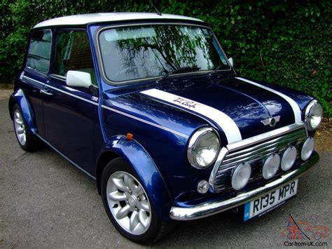 Mini Cooper Blue Edition Wallpapers by Classic Mini Cooper Sport Edition