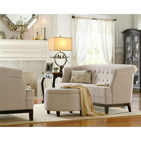 home decorators collection emma textured natural chenille