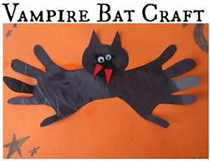 Easy Bat Craft For Kids