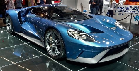 Ford Gt by Ford Gt La Enciclopedia Libre