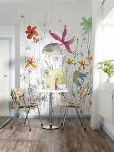les 25 meilleures idees de la categorie papiers peints sur With salle de bain design avec décoration animaux de la jungle