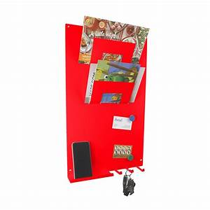 three in one magnetic memo board letter and key holder by With memo board with letters