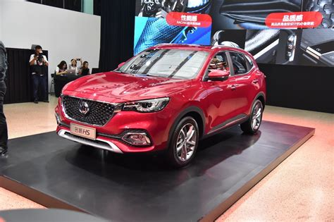 The mg hs is the brand's largest suv and an alternative to the likes of the nissan qashqai and the mg hs looks pretty smart on the inside, too. India-bound MG Motor's flagship SUV has all-digital ...