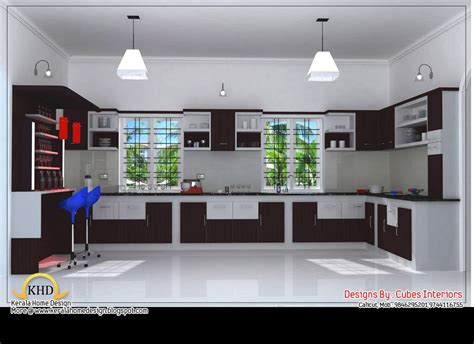 home interior design ideas kerala home design  floor plans