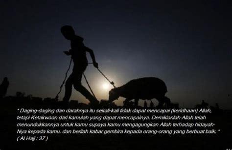 ucapan selamat idul adha terbaru kalimat bijak peringatan hari raya kurban captionkatacom