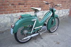 Dkw Hummel Super : 1958 dkw hummel moped moped 50 ~ Kayakingforconservation.com Haus und Dekorationen