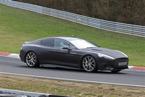 4 Things To Expect From The 2019 Aston Martin Rapide Amr