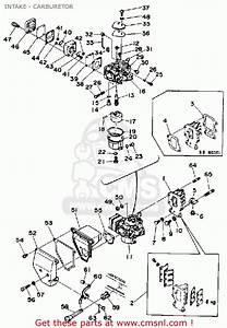 Diagram  4hp Johnson Outboard Motor Diagram