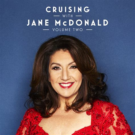 Jane McDonald - Cruising with Jane McDonald Vol. 2 - Retro Pop
