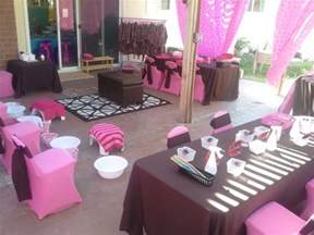 orange county party rentals spa party decorations themes for kids party rental