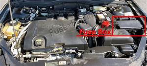 Fuse Box Diagram  U0026gt  Lincoln Mkz  2007