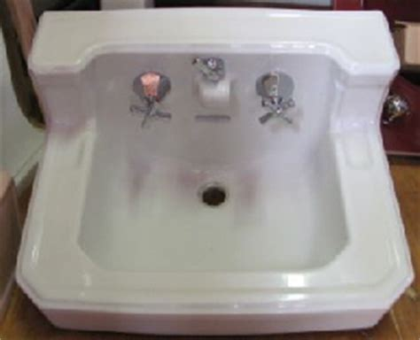 old american standard sink parts standard shelfback trim
