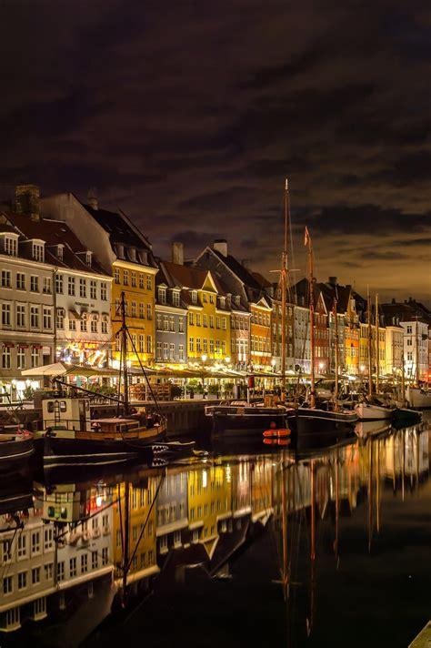 Nyhavn Copenhagen Denmark Tricolor World Denmark