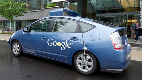 Cop Pulls Over Google Self-driving Car, Finds No Driver To