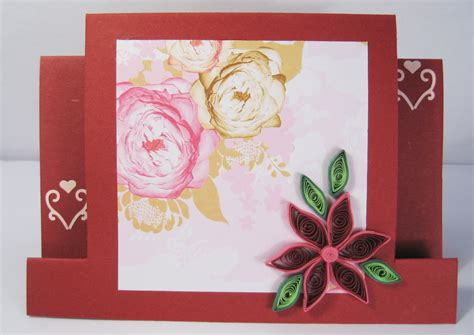 Handmade Birthday Card Quilled Greeting Card Quilling