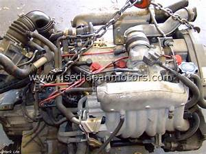 Toyota Celica Engines