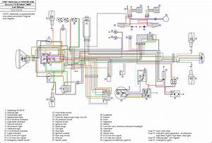 Yamaha Warrior 350 Wiring Diagram 4 Wheeler