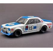 Kyosho Nissan Skyline 2000 GT R RACING 15 06022A In 1