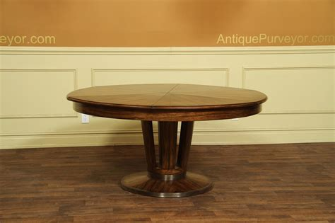 Moderner Runder Esstisch by Contemporary Jupe Table Large Modern Dining Table