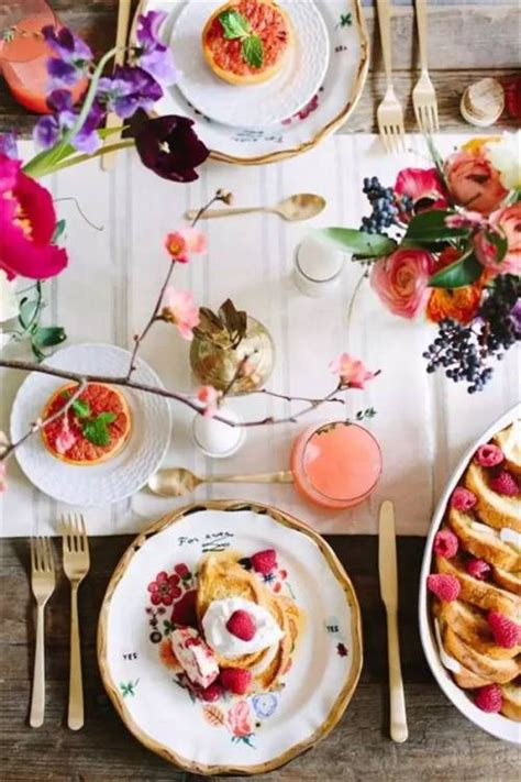 A Valentine Brunch For The Ladies