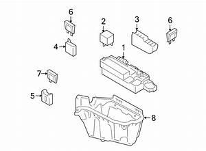 Audi A5 Relay  Audi  Volkswagen  Compartment  Location