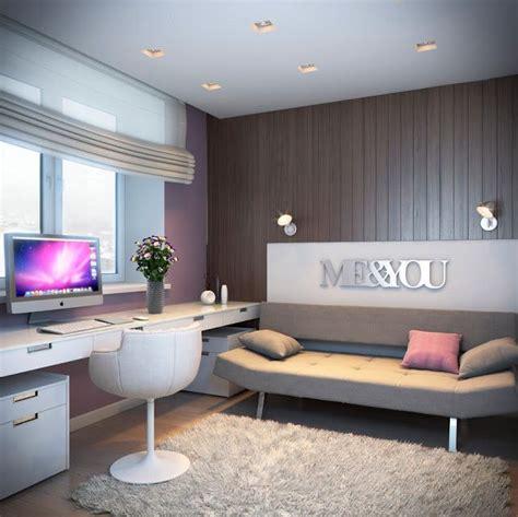 Wandgestaltung Jugendzimmer Beispiel Mädchen Modern