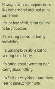 Quotes About Depression and Anxiety