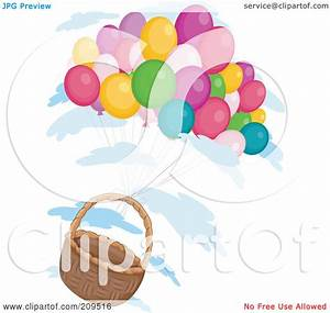 Bunch of Balloons Clip Art (76+)