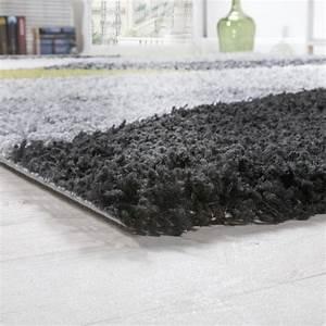 Teppich Bettumrandung 3 Teilig : l uferset shaggy gr n 3 tlg hochflor teppiche ~ Bigdaddyawards.com Haus und Dekorationen