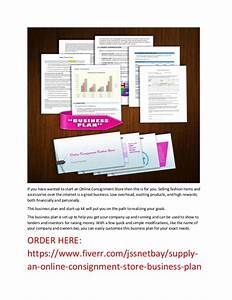 Online    Internet Consignment Store Business Plan