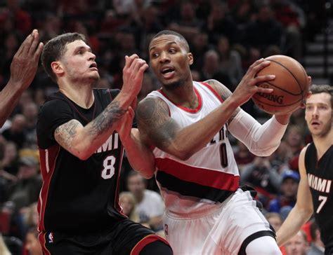 NBA Miami Heat vs Portland Trail Blazers Spread and ...