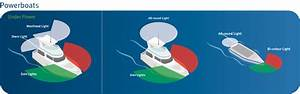 Boat Navigation Light Rules Nsw