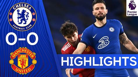 DOWNLOAD: CHELSEA vs MANCHESTER UNITED 1-0 (Highlights ...