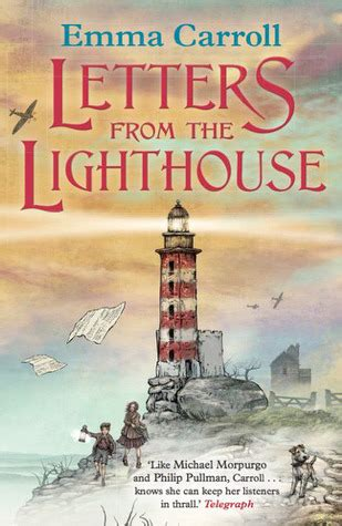 letters   lighthouse  emma carroll