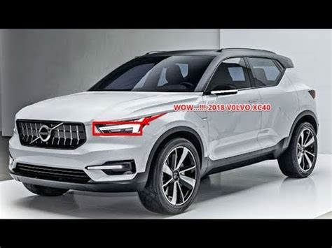 Volvo Xc40 Dimensions 2019 by Wow 2018 Volvo Xc40 Dimensions