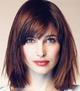 Coupe De Cheveux Pour Visage Long : coupe de cheveux 78 id es pour faire le bon choix ~ Melissatoandfro.com Idées de Décoration