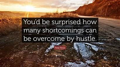 Shortcomings Hustle Overcome Pete Rose Surprised Many