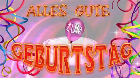dein geburtstagsmusik lustig deutsch happy birthday