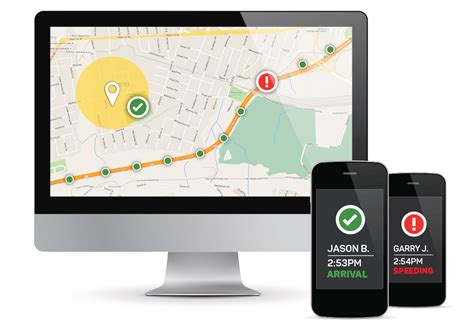 Fleet, Trailer, Equipment, & Vehicle Tracking System Features