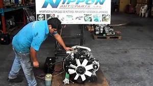 Nissan Td27 Caja Mecanica