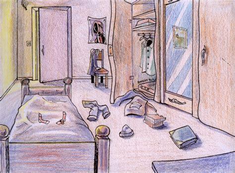 dessin d une chambre dessin chambre perspective chaios com
