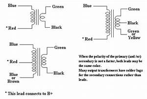 Output Transformer Impedance
