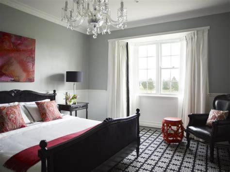 chambre noir gris chambre grise chambre moderne gris et blanc deco chambre
