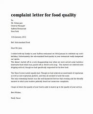 Complaint Letter Samples | Best Complaint Letter Sample Ideas And Images On Bing Find What
