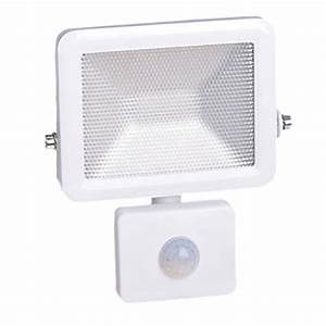 Led outdoor floodlights with pir solar