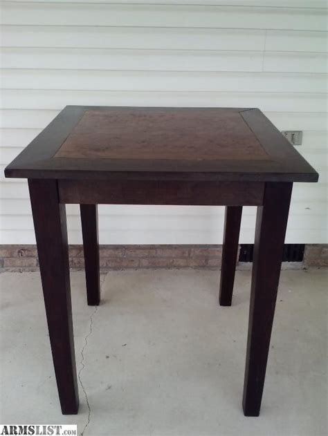 armslist for sale trade bar height table and chairs