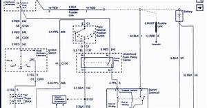 Schematic  2000 Chevrolet 2500 Express Van Wiring Diagram